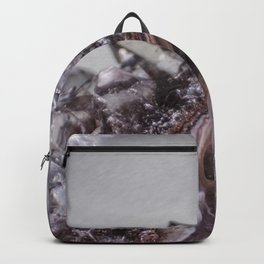 Tiny Agate and crystals Backpack