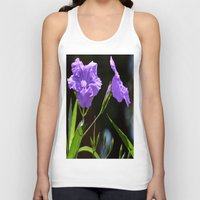alone Tank Tops featuring Alone by BeachStudio