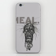 Last Meal iPhone & iPod Skin