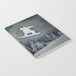 The Snowboarder Notebook