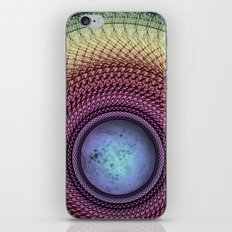 Imperceivable Worlds iPhone & iPod Skin