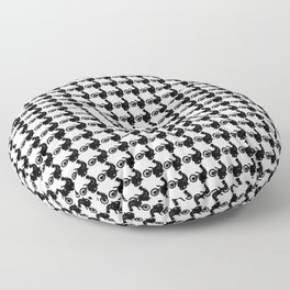 SuperX Floor Pillow
