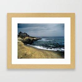 La Jolla Coves Framed Art Print