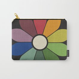 James Ward's Chromatic Circle Carry-All Pouch
