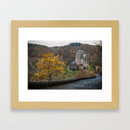 Castle Eltz Germany Framed Art Print