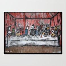 The Last Schlupper Canvas Print
