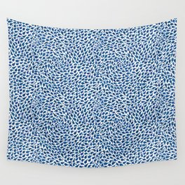 Blue Whales Wall Tapestry
