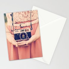 Classic Rangefinder Stationery Cards