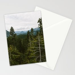 Mount Rainier National Park Stationery Cards