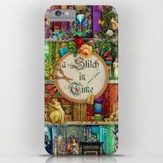 A Stitch In Time Slim Case iPhone 6s Plus