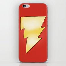 Hello my Name is Shazam! iPhone & iPod Skin