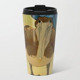 Plumpkin Ploshkin Pelican Jill Metal Travel Mug