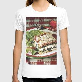 Lasagna Dinner T-shirt