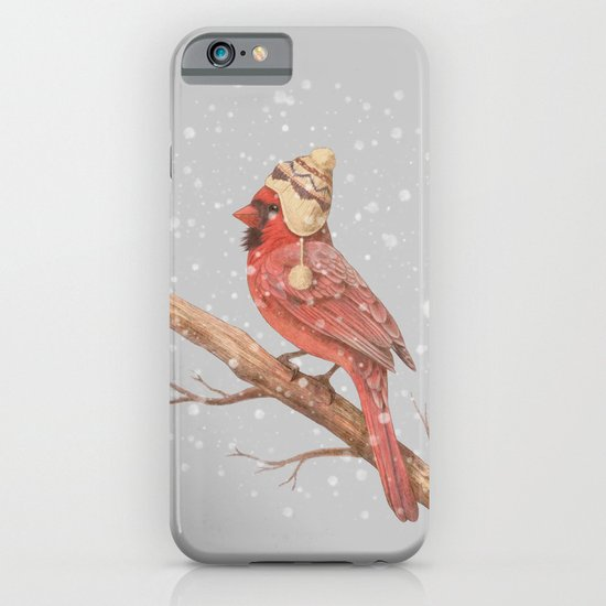 First Snow - colour option iPhone & iPod Case