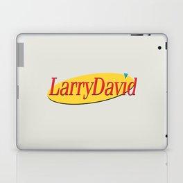 Larry David - Seinfeld Laptop & iPad Skin