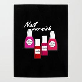 Nail Polish 5 Poster