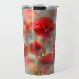 Poppy Tableau Travel Mug