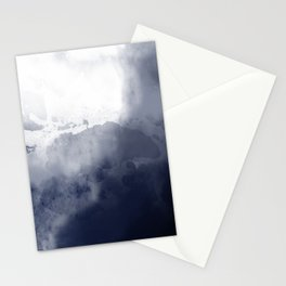 Ombre Stationery Cards
