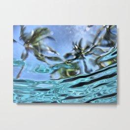 Underwater Dreaming Metal Print