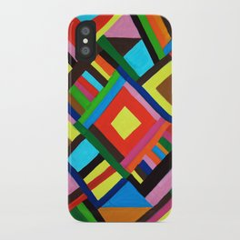 Color Play iPhone Case