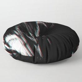 Dark Cliff Floor Pillow