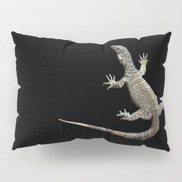 Lace Monitor Varanus varius Pillow Sham