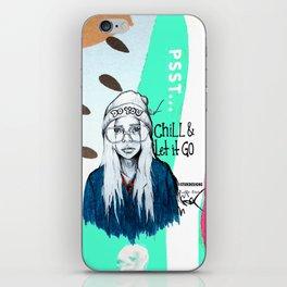 #STUKGIRL PHOENIX iPhone Skin