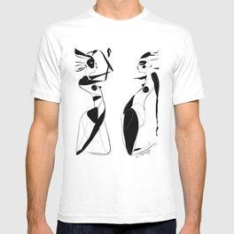 Fuck gravity - Emilie Record T-shirt