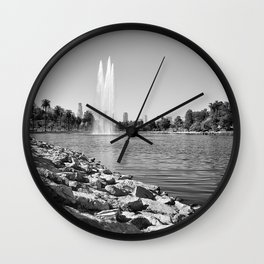 Echo Park Wall Clock