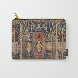 Ziegler Sultanabad West Persian Rug Print Carry-All Pouch