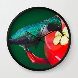 The Sweet Stuff Wall Clock