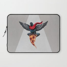 Pigeon with Pizza Laptop Sleeve