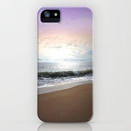 Light Pastel Seascape iPhone Case
