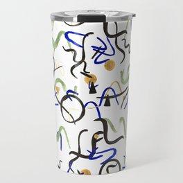Miro fog Travel Mug