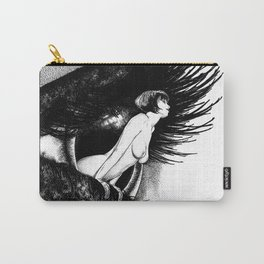 asc 602 - La spectatrice (Valentina at the gallery) Carry-All Pouch