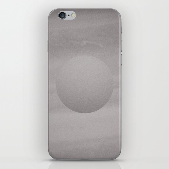 Voyage to the Moon iPhone & iPod Skin