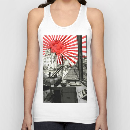 Body - Japan Unisex Tank Top