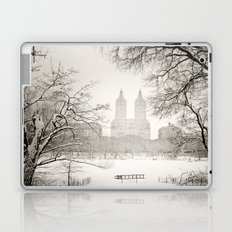 Winter - Central Park - New York City Laptop & iPad Skin