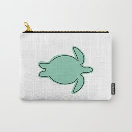 Minimalist Turtle Carry-All Pouch