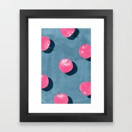 fruit 9 Framed Art Print