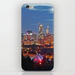 Edmonton Sky iPhone Skin