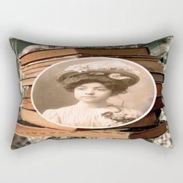 Remnants Rectangular Pillow