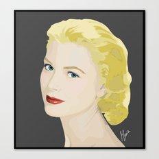 Grace Kelly Canvas Print