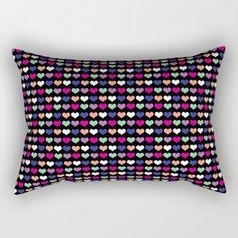 Sound of my Beating Heart Rectangular Pillow