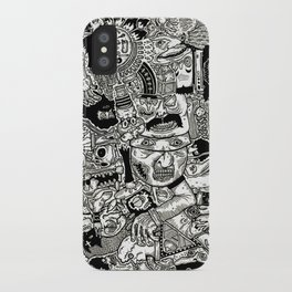 New Years Resolutions iPhone Case