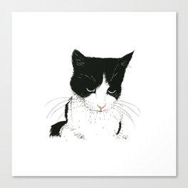 Curie Canvas Print
