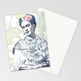 Viva la Frida | Watercolor Stationery Cards