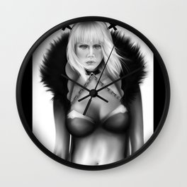 Brandish Wall Clock