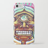 cyclops iPhone & iPod Cases featuring CYCLOPS by M. Ali Kahn