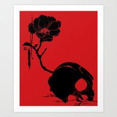Still Alive Art Print